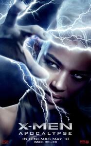 X-Men Storm Character Banner