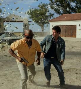 Mark Walhberg & Denzel Washington - 2 Guns