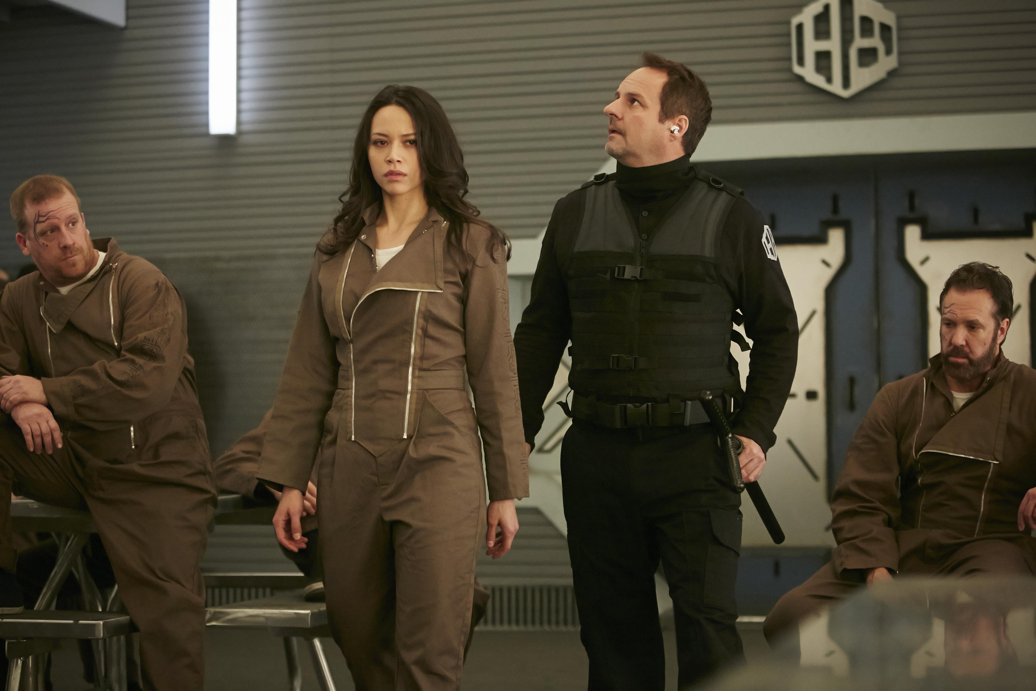 Dark Matter Cast Tease Season 2 at MCM London Comic Con ...