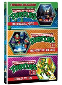 Teenage Mutant Ninja Turtles - 3919